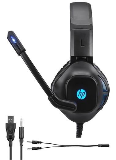 HP Hp DHE-8002 Işıklı Mikrofonlu Gaming Oyuncu Kulaklık Renkli